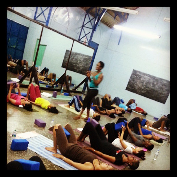 malaika brooks Malaika was drawn to the discipline as a way of dealing with pain management although she is a yoga instructor, she suffers from fibromyalgia a long-term condition that can cause pain all over the body.