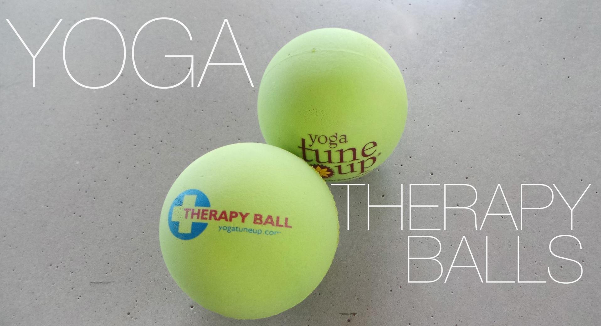 yogatherapyballs